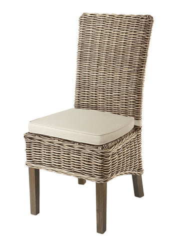 Miya - Dining Chair (Grey)