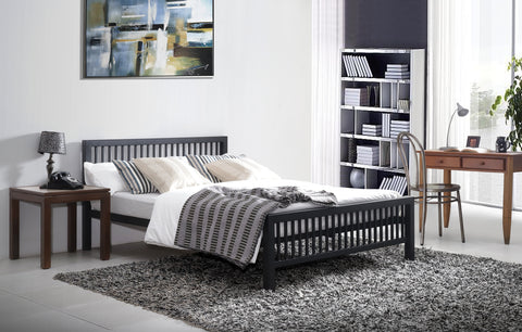 Meridian - Metal Bed Frame
