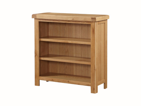 Rustic Oak -  Bookcase