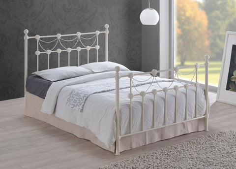 Omero - Traditional Bed Frame