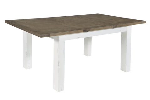 White Driftwood - 180cm Extending Table