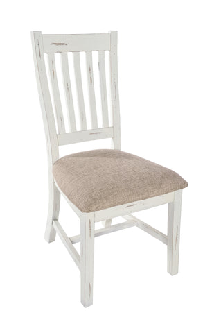 White Driftwood - Dining Chair