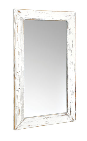 White Driftwood - Mirror