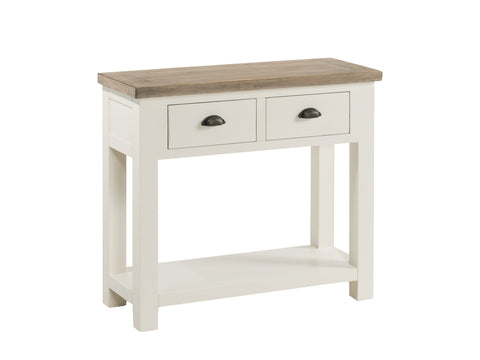Painted Pine /Ash - Large Console