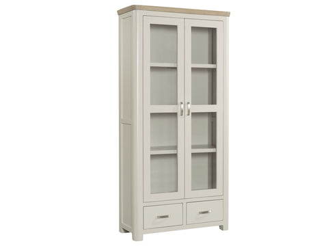 Treviso Painted - Display Cabinet