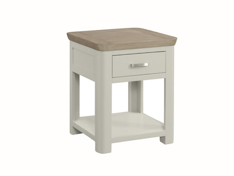 Treviso Painted - End Table With Draw