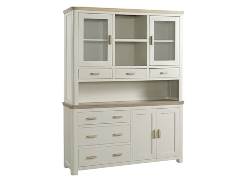 Treviso Painted - Large Buffet Hutch