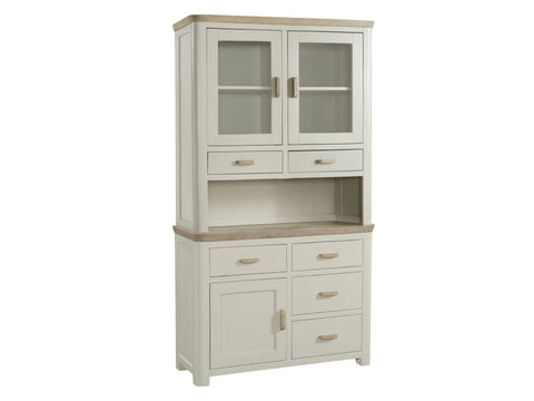 Treviso Painted - Small Buffet Hutch
