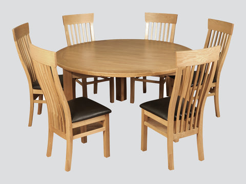 Treviso - 150cm Round Table & Chairs