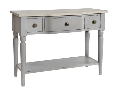 Bordeaux (Grey) - Dressing Table