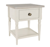 Bordeaux (Ivory) - Lamp Table