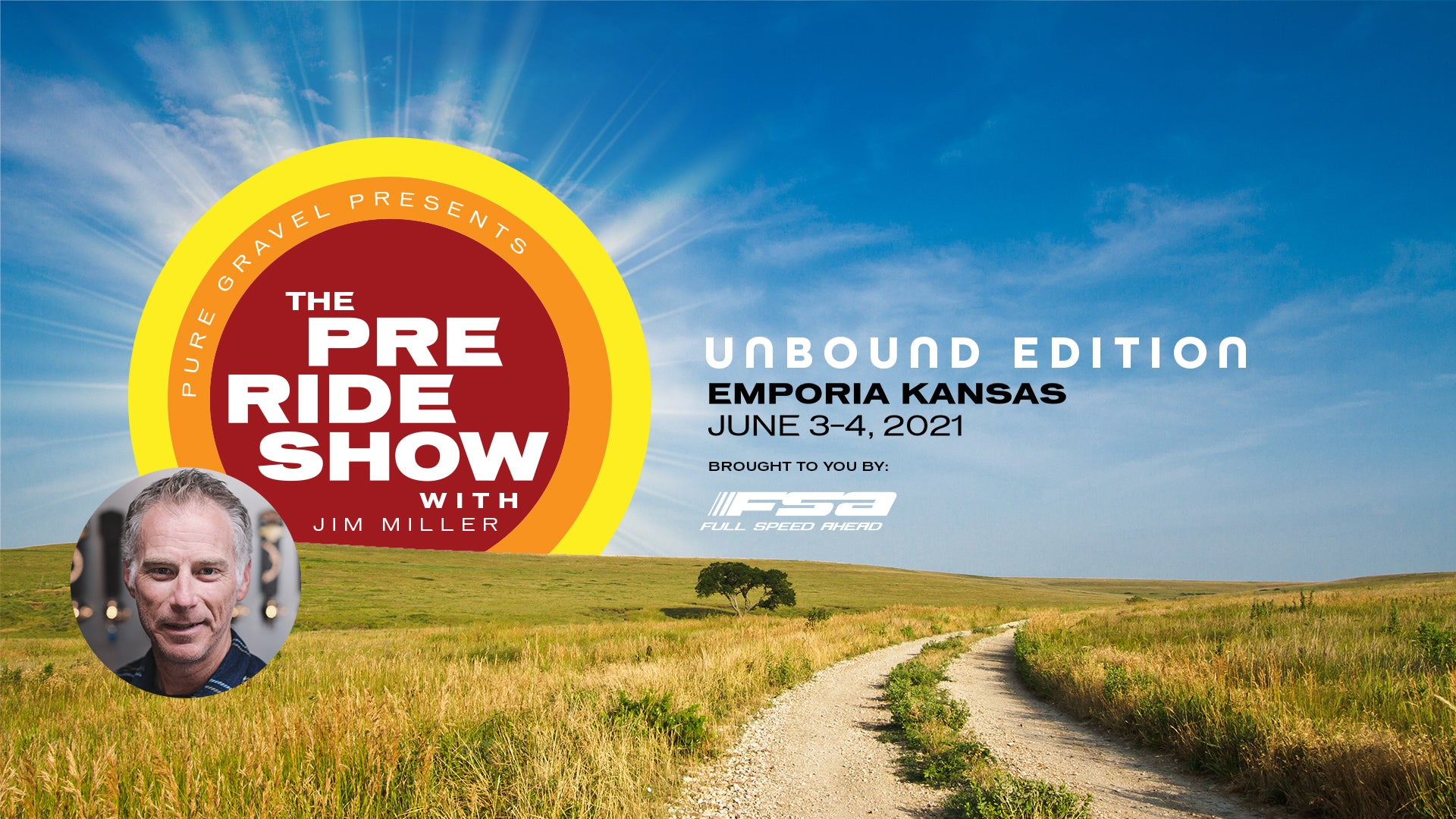 THE PRE RIDE SHOW WITH JIM MLLER