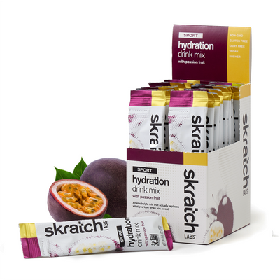 Skratch Labs sport hydration drink mix