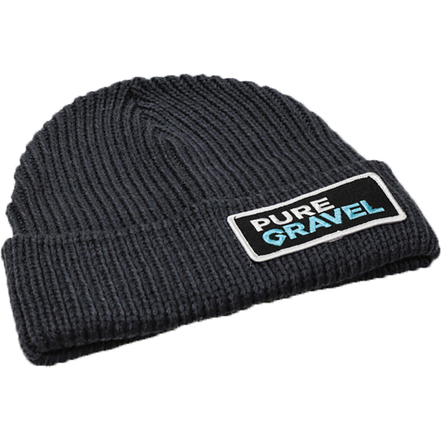 Pure Gravel Arctic Grey Beanie