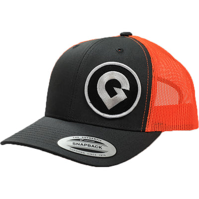 """Gravel Spot"" Patch Hat"