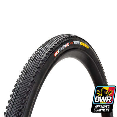 IRC SERAC CX EDGE TUBELESS