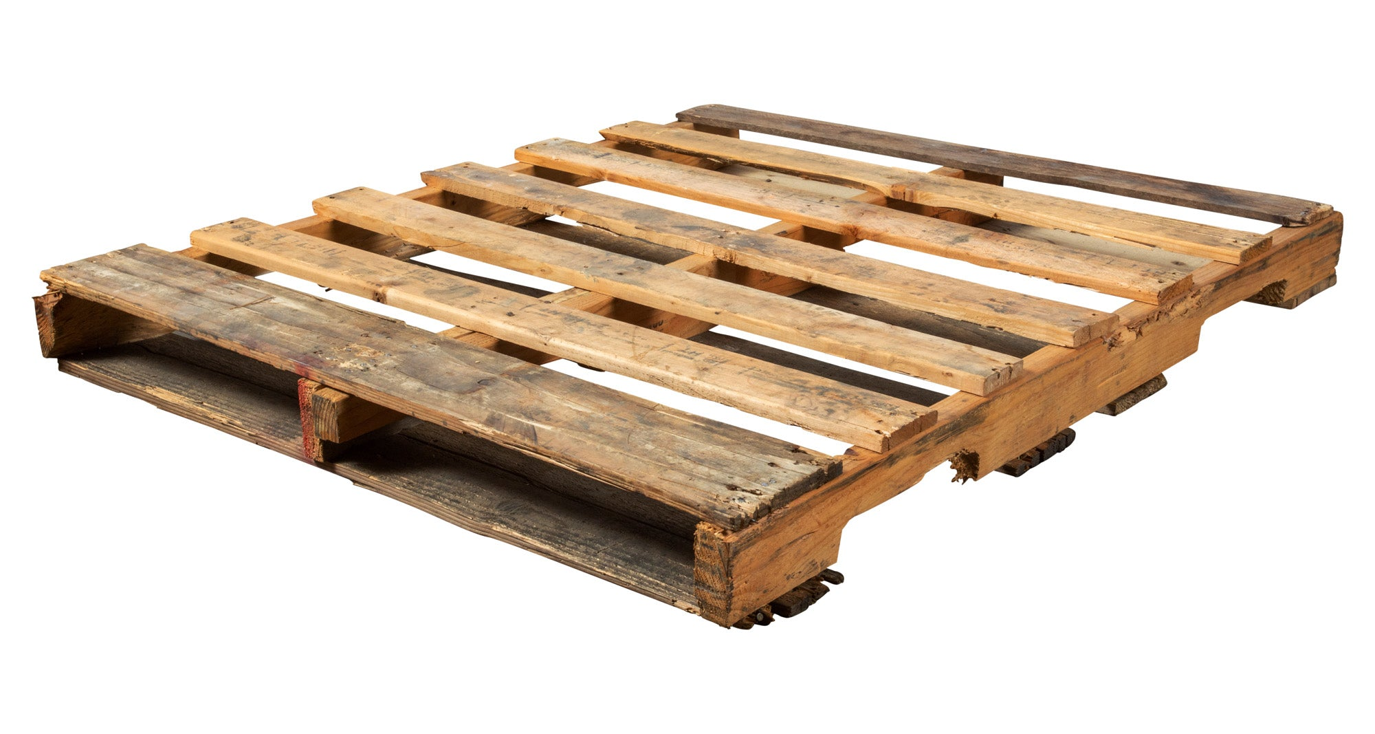 Wood Pallet - Made in the USA