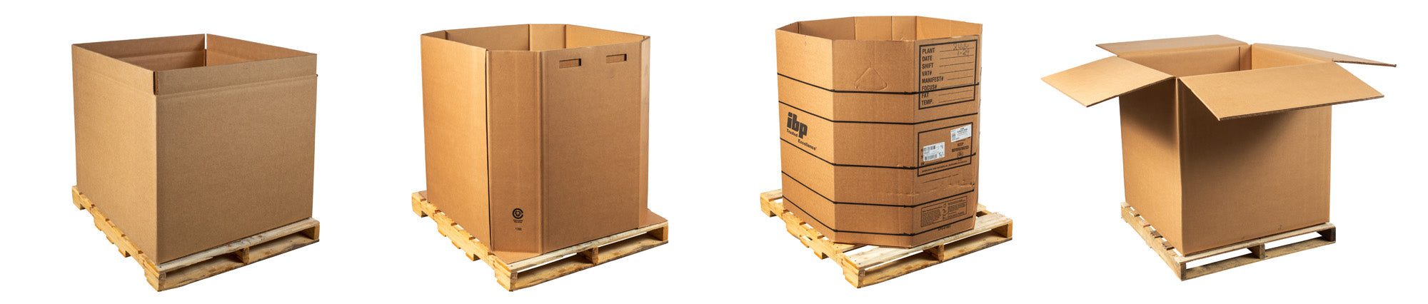 Gaylord Boxes - Made in the USA, Shipped Direct