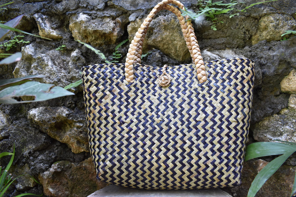 Square Bag Chevron