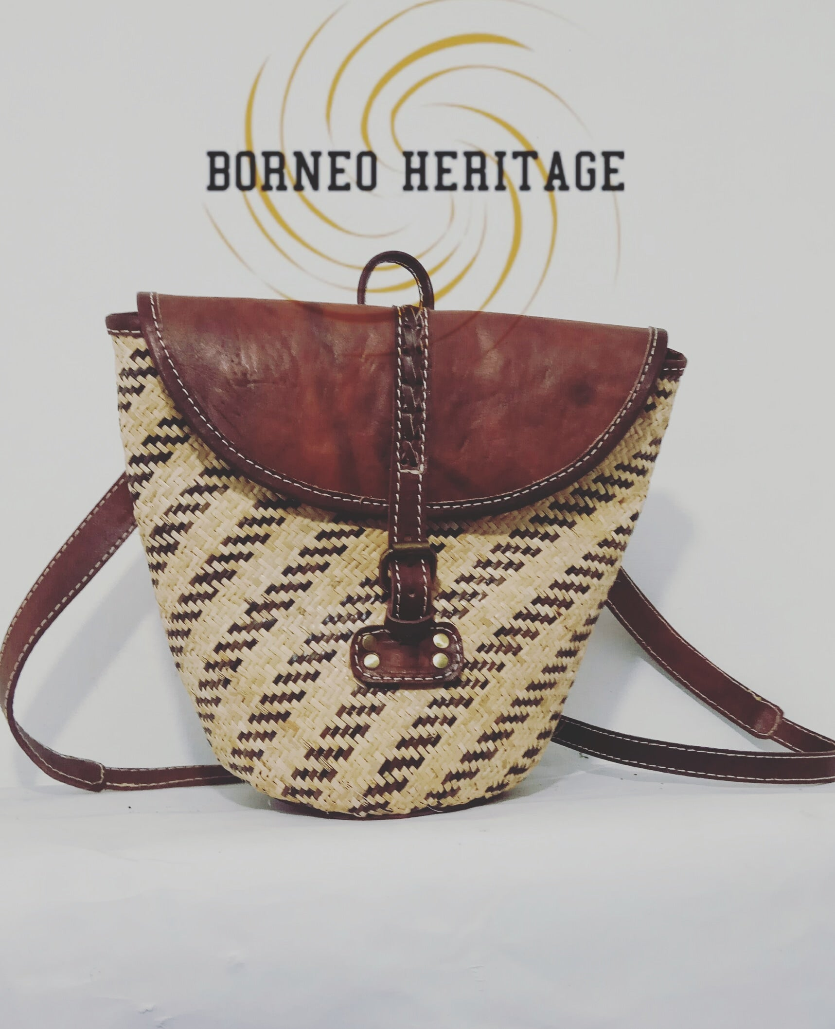 Rattan Backpack Pro