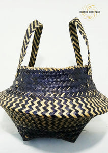 UFO Chevron Basket