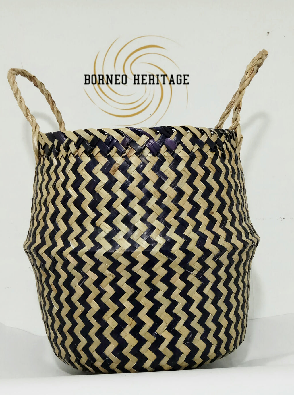 Medium Chevron Basket