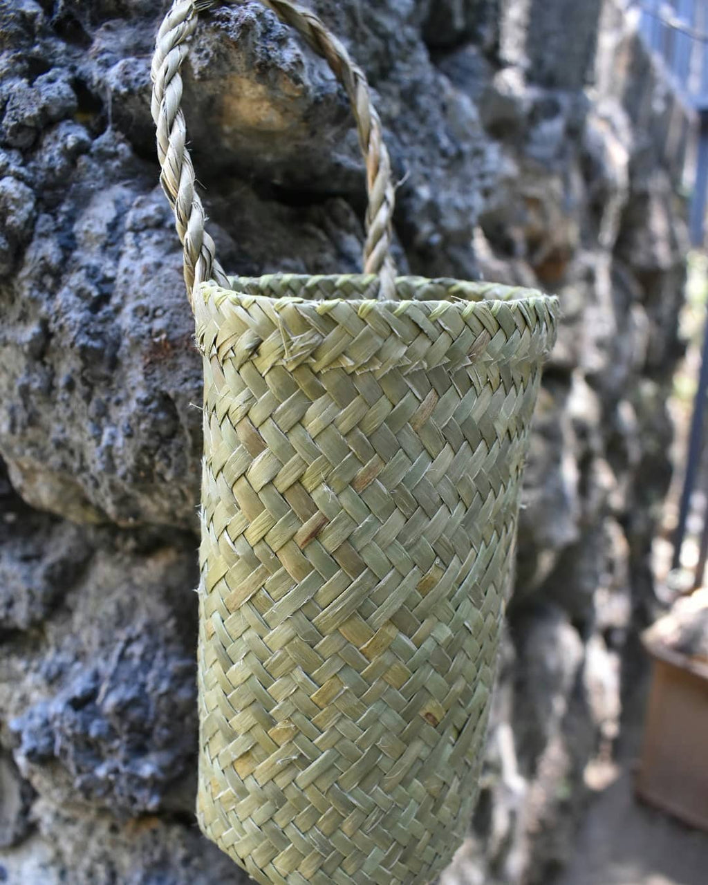 Purun Basket wall decoration