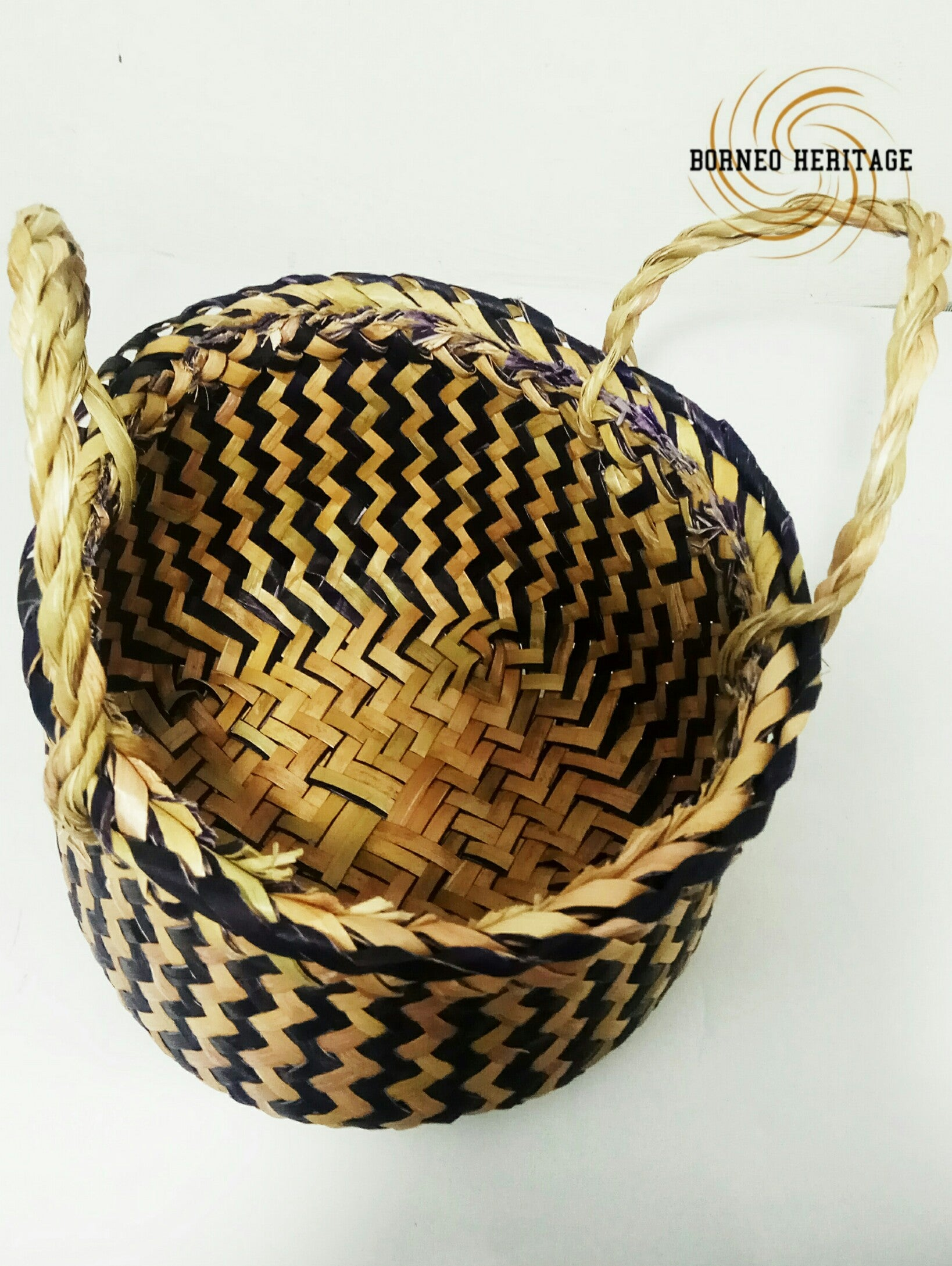 Chevron Basket XS