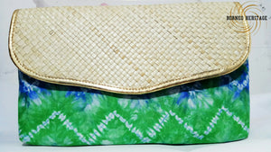 Sasirangan Clutch