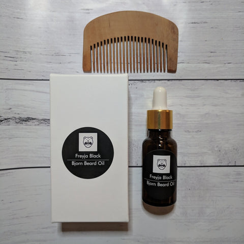 Bjorn Beard Oil Gift Set