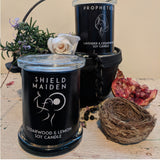 Shield Maiden Soy Wax Candle
