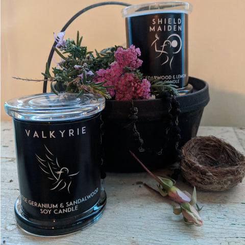 Valkyrie Soy Wax Candle