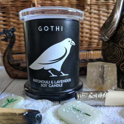 Gothi Soy Wax Candle