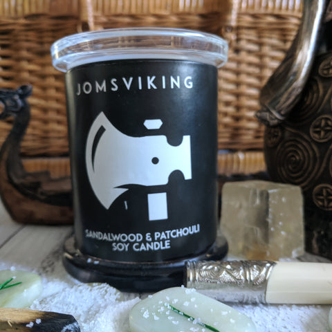 Jomsviking Soy Wax Candle