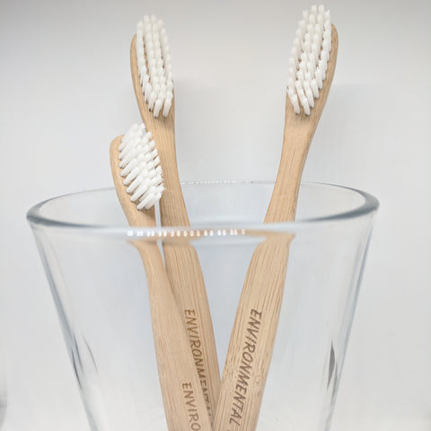 The Environmental Toothbrush