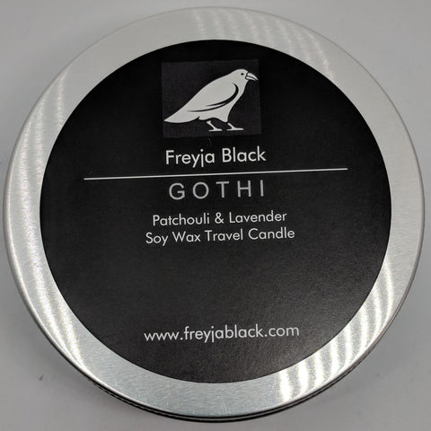 Travel Candle - Gothi