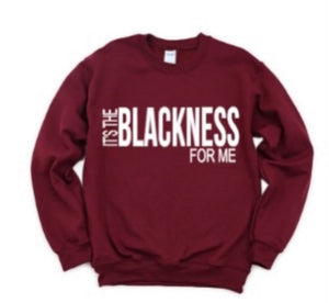 BLACKNESS Sweatshirt