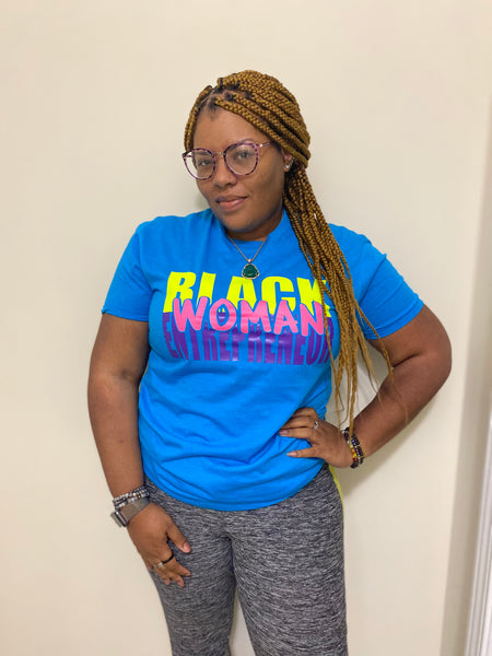 Black Woman Entrepreneur Tee