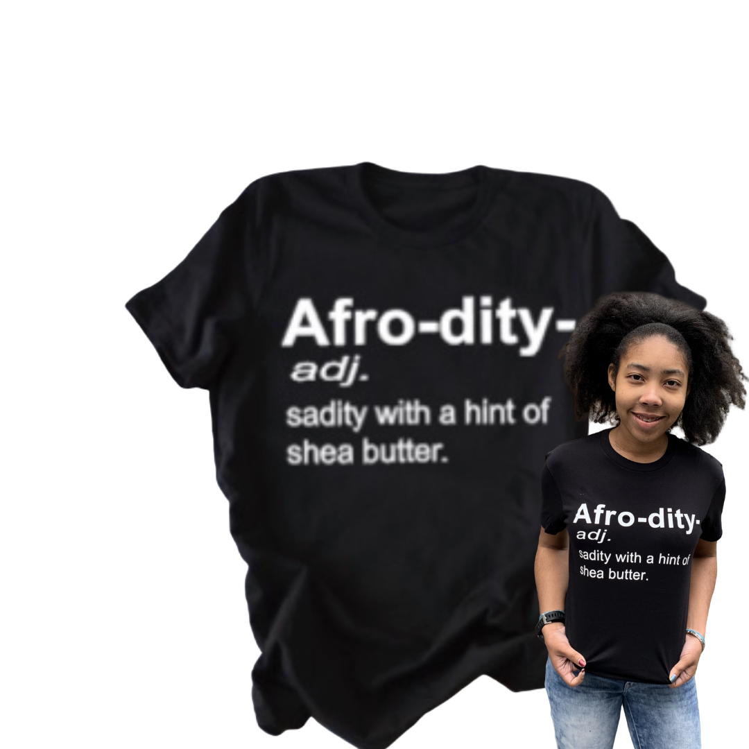 Afro-dity Tee