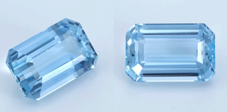 AQUAMARINE: MARCH BIRTHSTONES