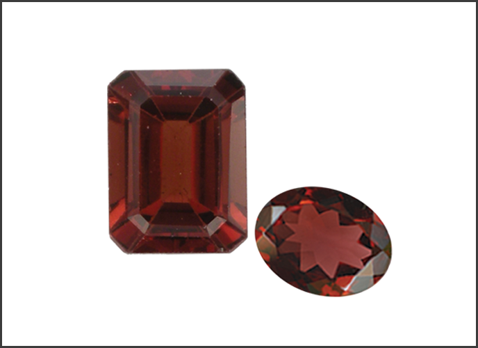 Garnet, the birthstone of January