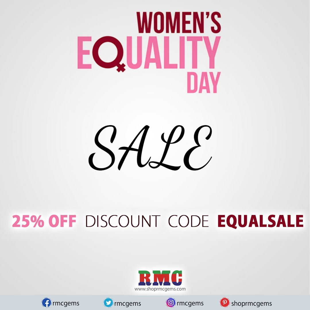 Women's Equality Day Sale 2019