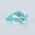 1.25 CT Paraiba Tourmaline 10X6 MM Pear Checkerboard