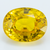 Yellow Sapphire 7.24 ct 12.20X9.70 mm Oval - shoprmcgems