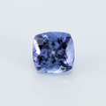 Loupe Clean Tanzanite 1.70 ct Cushion Cut 7.00 mm - shoprmcgems
