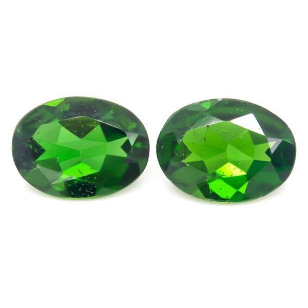 2.14 CT Chrome Diopside Oval Shape 8x6 MM - shoprmcgems
