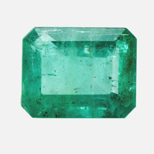 4.51 CT Emerald Octagon Shape 10.80x8.50 MM - shoprmcgems