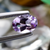 Natural Brazilian Amethyst 7X5 MM Oval 0.67 Ct - Stock Unlimited