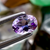 Natural Brazilian Amethyst 8X6 MM Oval - Stock Unlimited 1.03 CT