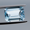 Glinting 6.66 Ct. Natural Aquamarine 13.5X10X6.4 MM Octagon